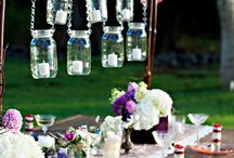 Mason Jars and Bottles / by Sandra Poag