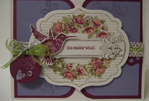 My Crafties!  / Cards and crafts I make to release that creativity I have bottled up / by Melinda Leung