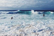 summerrr / waves, cute boys, the sun and sand + moreee