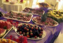 I Nostri Piatti alcuni esempi.... Buon appetito / alcune foto dei nostri piatti e dei nostri buffet