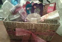 Helens happy hampers / Put a smile on your face