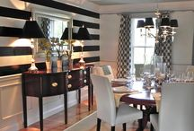 Dining Room Ideas / by Rosalinda Cinquemani