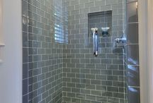 Shower tile idea
