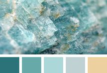 Color scheme - Soft, cold