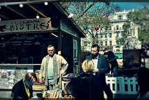 Budapest Spring Festival Street Food 2016 / In the Vörösmarty tér, Budapest. Let's go there!