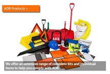 ADR Kits / SAFETY EQUIPMENT FOR THE TRANSPORTATION OF HAZARDOUS SUBSTANCES