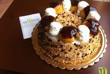 Torte PASTICCERIA / Le torte di pasticceria sono prodotte nel nostro laboratorio sempre e solo con materie prime naturali e di stagione……