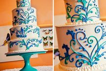 Weddings - Cakes / by Allison Dench