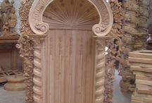Pintu gebyog
