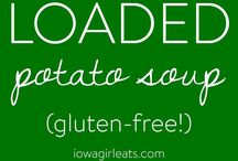 Gluten free recipes / For all those people with a gluten allergy