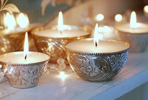 Candles Shining Bright