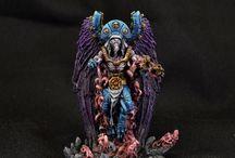 Warhammer 40k - Figures