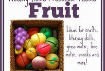 Theme - Fruit