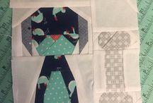 Quilt Blocks---- Animals