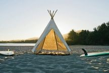 teepee photo ideas