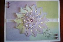 Cards - CutFoldTuck/Folds / by Susan Kuenzel