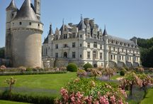 Chateaux, Castles and Palaces...