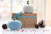Winter Home Decor - Handmade Christmas Decorations / Nostalgic and reminiscent of times past, special gifts and home decor accents crafted for you and your most loved ones.