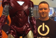 Iron Man and Me at the Gadget Show Live