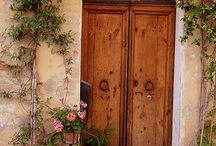 Doors / by Pia Halloran