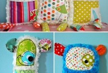 Couture - Peluches et jouets