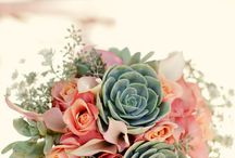 Floral Inspiration from Ribbon by Design / We love working with florals! Florals that are a bit outside the box and incorporate printed ribbons are our favorites! visit us for fun or custom floral ribbon.http://www.ribbonbydesign.com