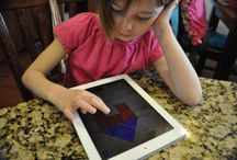iPad apps for kids / best ipad apps for kids, technology for kids, best computer games and activities for kids, learning apps for kids, free apps for kids / by Melissa Taylor @ImaginationSoup