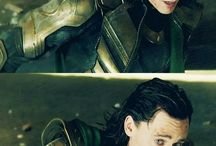 Loki Prince on Asgard