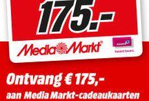 mediamarkt / Mediamarkt is een een bedrijf dat allemaal verschillende soorten tech verkoopt.