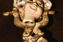 Puppen Puppen and Dolls / Puppen mit Eigenleben
