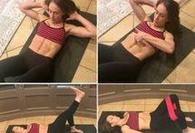 Post partum exercises