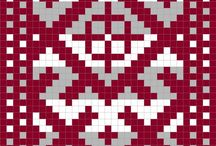 Samiske mønstre