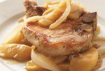 Yummy - Pork / by Kim Gunkel