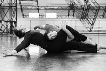 Rehearsals for DUATO | KYLIAN / Choreographies by Nacho Duato and Jiří Kylián  / by Staatsballett Berlin