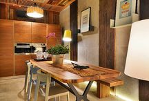 Interior Design  homey living