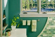 Bathroom Redo 2014 / by Lindsey Murphy McKenzie