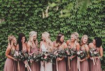 Bridesmaids / Do not forget about your bridesmaids! Get inspiration here for their shoes, dresses and many more