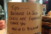 Pin Your Favorite Tip Jar / Please pin your favorite tip jar phrases. I would love to see what people come up with!