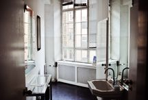 Bathrooms ... / by White & Wander