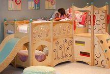 kids rooms / by Maria Jose Jimenez Sanchez