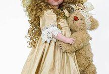 dolls / by Brenda Johnson