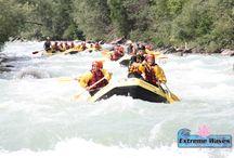 Extreme Waves Rafting 11 Agosto 2014