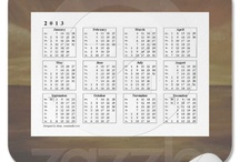 2013 Calendars