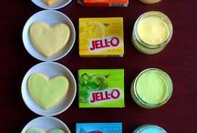 Jello cookie frosting