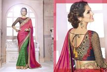 Catalog No.: 1026 (Singles Available) / With the awareness of Indian culture traditional Indian Ethnic Clothing like Designer Indian Sarees, Bridal Sarees, Bandhani Sarees, Party Wear Sarees, Bollywoo