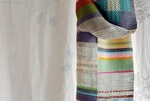 Weaving, Woven