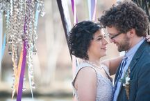 Rachel + Dan | Real Style Shoot / We styled this shoot for the fabulous Craig Photography for one of their couples! Rachel + Dan were simply adorable. We found a ton of vintage-chic elements and really wanted to play off their love affair with Anthropology.
