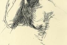 Kathe Kollwitz - Desenho / Drawing