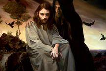 Temptation of Christ.
