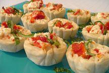 Appetizers....ymmmmmm / by Sharon Stone Ridgard